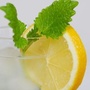 リフレッシュ 今年最初の 檸檬水