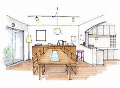キッチンとリビングを快適にリフォーム!床と壁は一緒に工事が吉