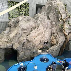東京を満喫しよう。東京都水の科学館に行きました。
