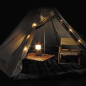 8月のお盆にキャンプに行くよ!