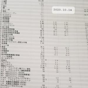 7クールday1 folfox(オキサリプラチン80%、高速5fu抜き)+アバスチン