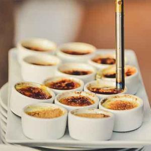 失敗なしのクレームブリュレ (Crème brûlée) 作り方 初心者でも大丈夫 オーブンが必要!!