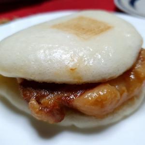 長崎の「角煮まんじゅう」とのコラボで台湾の「割包」を作ってみました♪