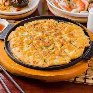 韓国ドラマを韓国料理を食べながら♪