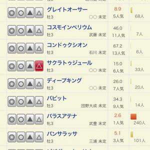 ラジオNIKKEI賞 GⅢ  注目馬