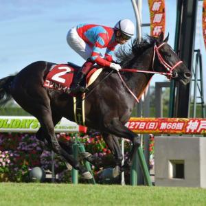 第68回 神戸新聞杯(G2)データ&推奨馬が1着でした