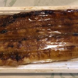 やっぱ、天然鰻は、美味しいですなあ~((´∀`*))