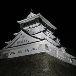 小倉城(夜景)