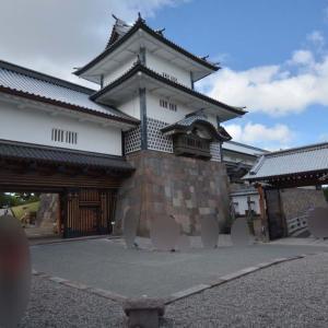 過去の話part17【前編:兼六園と金沢城】石川県旅行していたことを写真で振り返った。