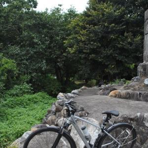 クロスバイクで体力の限界を迎えた後、町屋町の名所を散策してみた