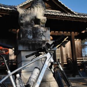 クロスバイクでぶら~り常陸太田市「冨士神社」に行ってみた