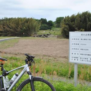 クロスバイクで青蓮寺に立ち寄り、山田川の木橋を堪能してみた