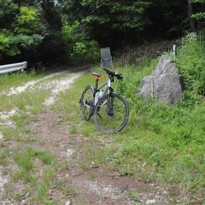 クロスバイクで台山みはらし台を目指したけど未達に終わる