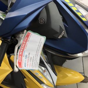 7月テーマ Dumaguete city 街並み その1 バイク屋さん