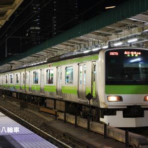 【JR東日本山手線】E231系500番台504編成 半年以上上京なし