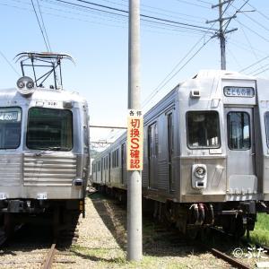 【上田電鉄別所線】5251号車・7254編成 まるまどまつり撮影会