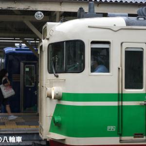 【しなの鉄道】SR1系S101・115系S7編成 新旧通勤通学列車