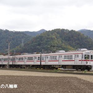 【長野電鉄】3600系L1編成 惜別L編成⑻