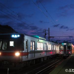 【長野電鉄】3000系M5・3500系N7 山ノ内線もお馴染みに