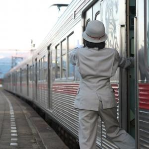 【長野電鉄】3500系N8+N6 「消灯よし!!」