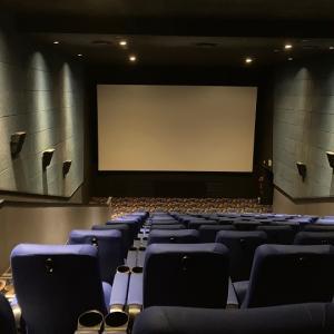 挑戦!映画鑑賞 … コロナ時代の映画館の風景