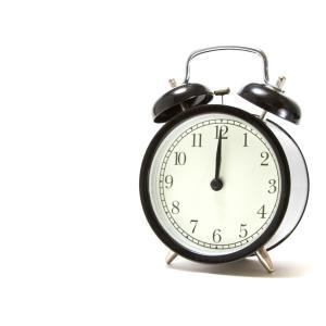 早期退職生活 目覚まし時計卒業