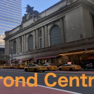 【グランド・セントラル駅】の紹介とメトロノース鉄道について