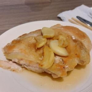 '21.7.12 鶏の胸肉を40分間フライパンにのせるだけ!単身赴任者に捧ぐ簡単で美味しいレシピ