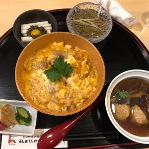 秋田・盛岡グルメ+小観光旅~人生一の親子丼~【遠征記その1】