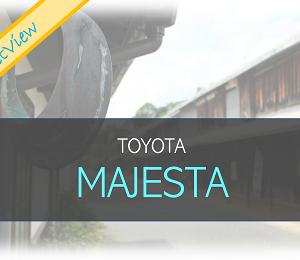 歴代トヨタ クラウンマジェスタを探そう!【Street Viewで、車種見分け方研究】