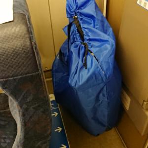 こだまの特大荷物スペースを予約して新幹線輪行してみた
