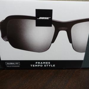 【Bose Frames Tempo】ロードバイクで走りながら音楽が聴けるアイウェア【レビュー】