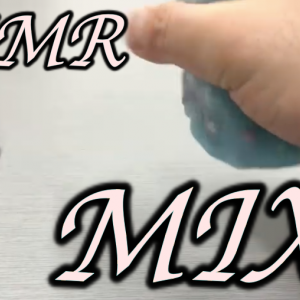 【ASMR】合体しすぎたスライムの変態音!The perverted sound of slime that has merged too much!