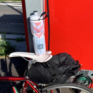 夏のサイクリングの必需品