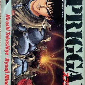 スプリガン【漫画レビュー】古代文明の遺跡を守る最強戦士スプリガンの活躍を見よ!