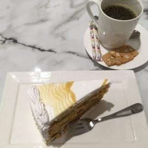 カフェ ジーノ(Caffe Gino)スリアKLCC店で一息。