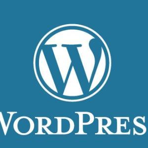 ブログ開設-WordPress