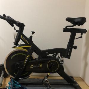 【マラソン練習】スピンバイクと心拍計で心肺機能を追い込む!