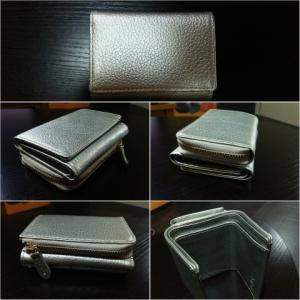 三つ折り財布買ってみたけど、三つ折り財布が嫌いだった