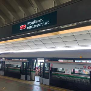 TEL 茶色ライン 新しい駅を鑑賞する旅