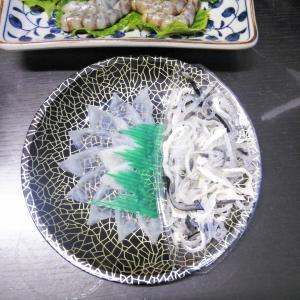 【8/1】今日の夜ご飯