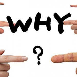 「なぜ?」という質問はあなたを苦しめる