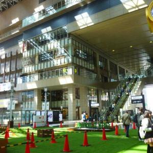 時空の広場「大阪駅」