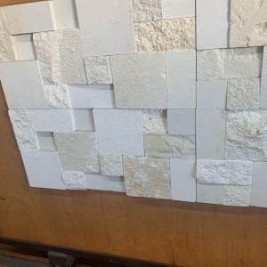 施工が簡単な石タイル DIYに最適