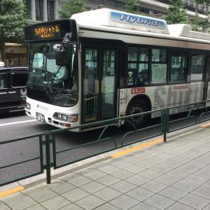丸の内シャトルは無料巡回バス アプリを入れるといいよ!