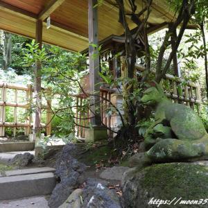 白金氷川神社 稲荷神社