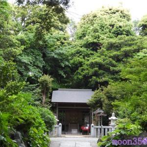 鎌倉 葛原岡神社 その2 本殿