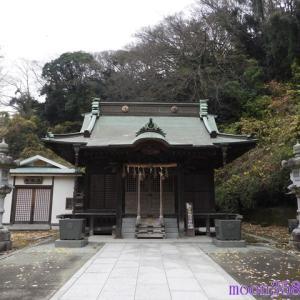 神奈川県 田浦神明社 その2拝殿