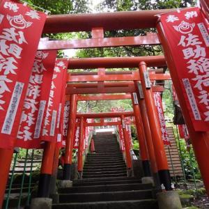 鎌倉 佐助稲荷神社 その2