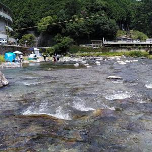 高見川。。。(夏休み⑨)